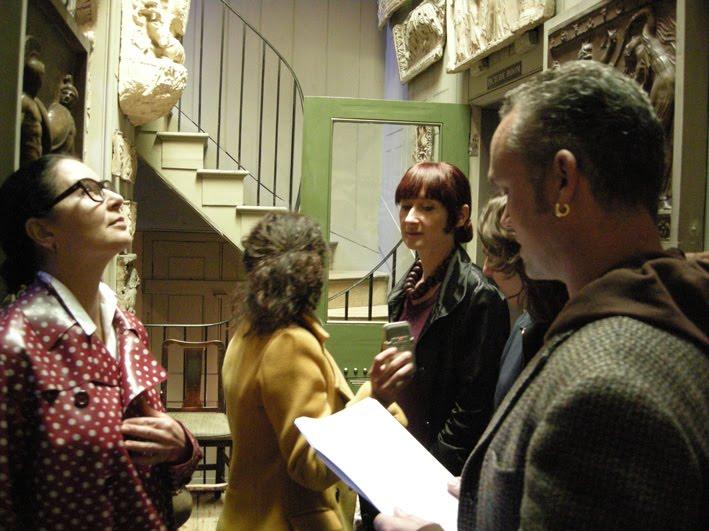 Lisa Skuret, Vision Forum London